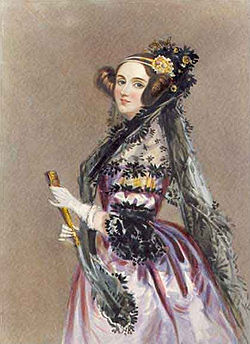 In Byron's Wake: the turbulent times of his wife and daughter (Ada Lovelace)